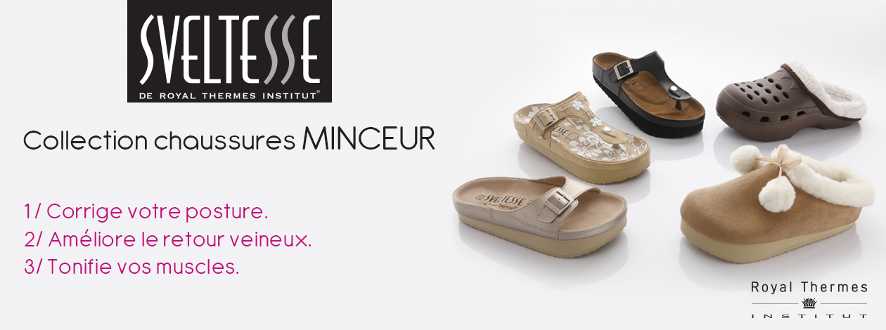 chaussures anti cellulite